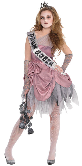 Child Zombie Queen Costume - TEEN - Halloween & Party Costumes - America Likes To Party