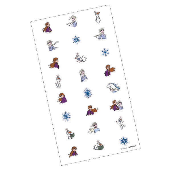 ©Disney Frozen 2 Nail Decals Kit