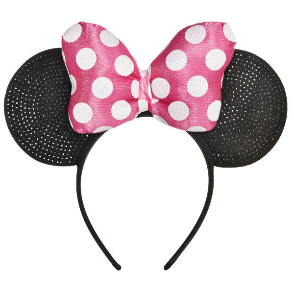 Minnie Mouse Deluxe Headband