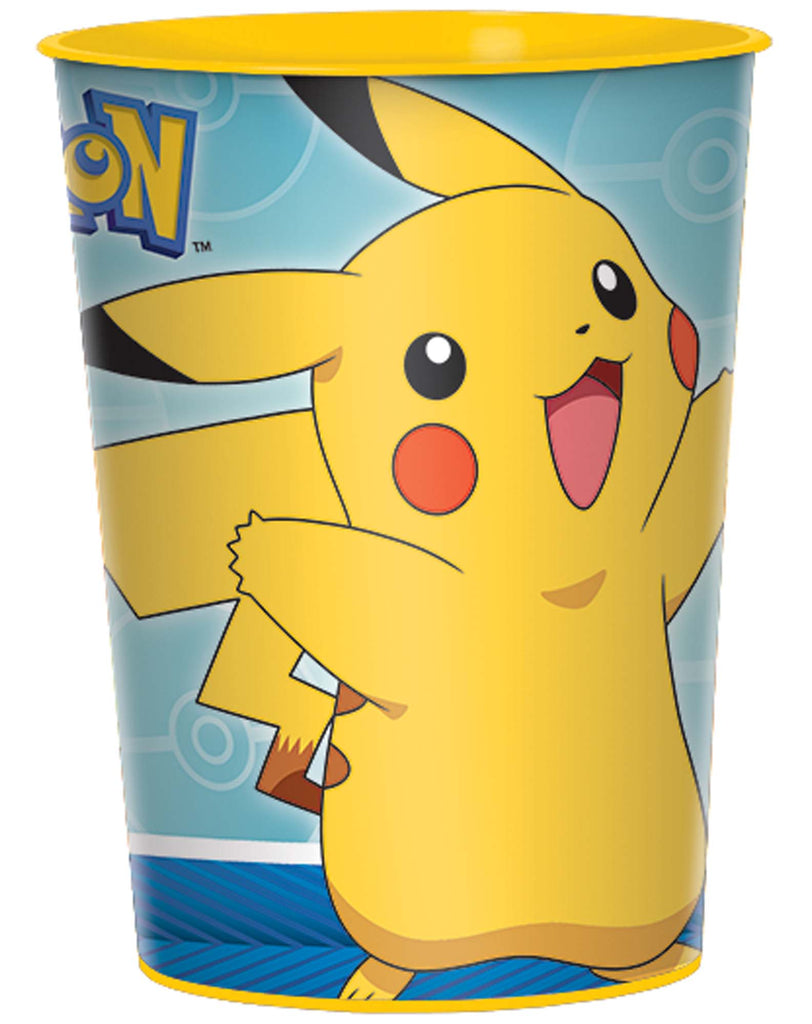 Pokemon Plastic Favor Cup - POKEMON - Party Supplies - America Likes To Party