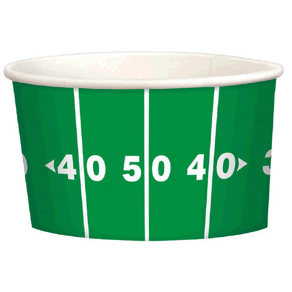 Football Treat Cups