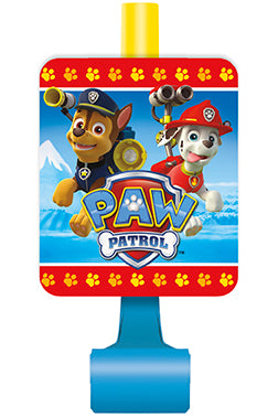Paw Patrol Blow Outs 8ct - PAW PATROL - Party Supplies - America Likes To Party