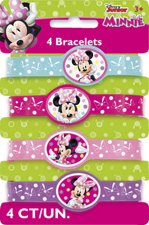 Minnie Mouse Bracelets