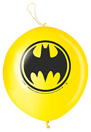 Batman Punchballs 2ct - BATMAN - Party Supplies - America Likes To Party