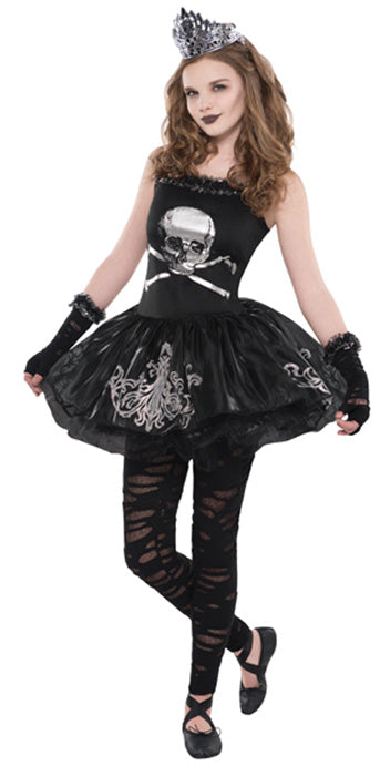 Child Zomberina Costume - GIRLS - Halloween & Party Costumes - America Likes To Party
