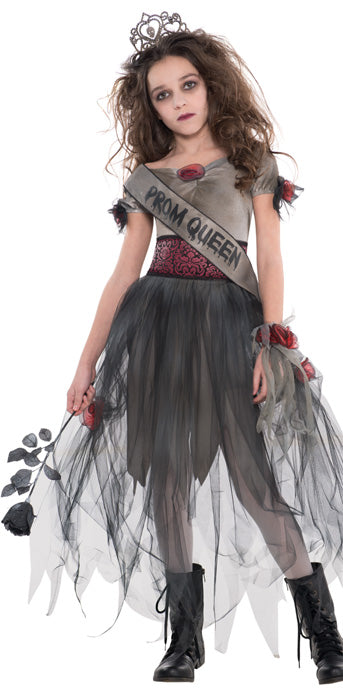 Child Prom Corpse Costume - GIRLS - Halloween & Party Costumes - America Likes To Party