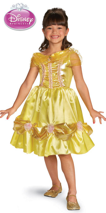 Child Belle Sparkle Classic Costume - GIRLS - Halloween & Party Costumes - America Likes To Party
