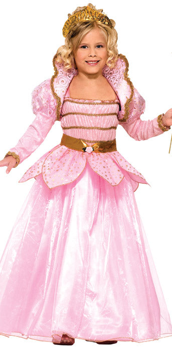 Child Little Pink Princess Costume - GIRLS - Halloween & Party Costumes - America Likes To Party