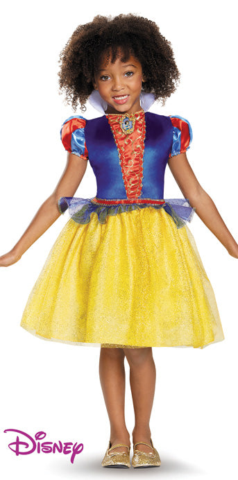 Child Snow White Classic Costume - GIRLS - Halloween & Party Costumes - America Likes To Party