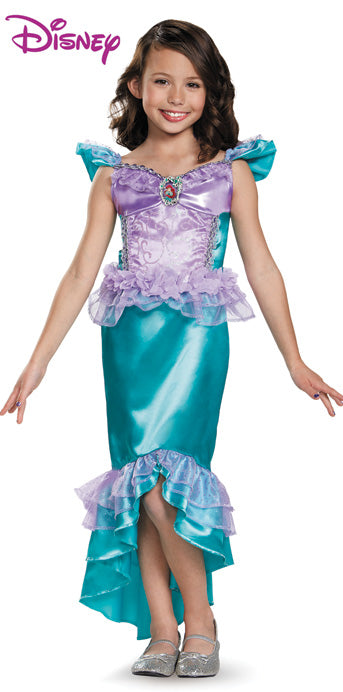 Child Ariel Classic Costume - GIRLS - Halloween & Party Costumes - America Likes To Party