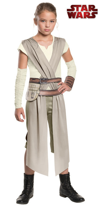 Child Rey Costume - GIRLS - Halloween & Party Costumes - America Likes To Party