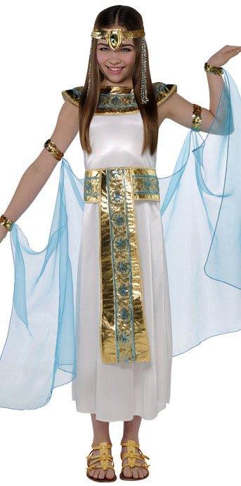 Child Cleopatra Costume - GIRLS - Halloween & Party Costumes - America Likes To Party