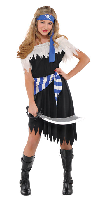 Teen Ship Wrecked Costume - TEEN - Halloween & Party Costumes - America Likes To Party