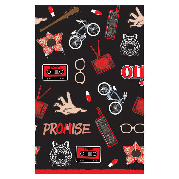 Stranger Things Tablecover