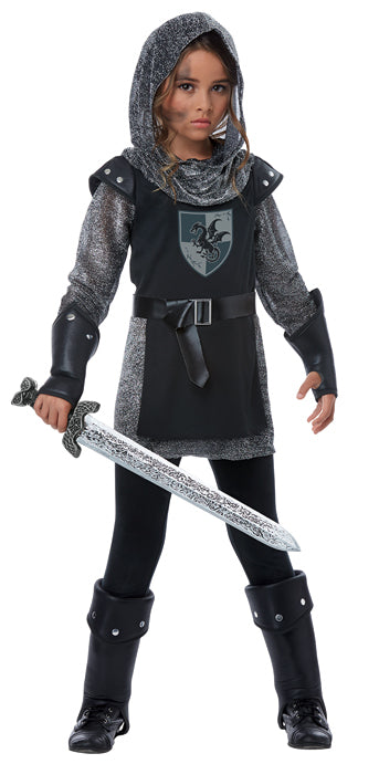 Child Noble Knight Costume - GIRLS - Halloween & Party Costumes - America Likes To Party