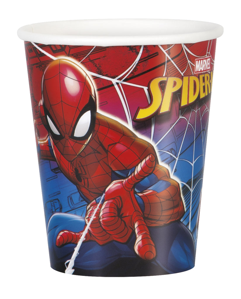 Spiderman 9oz Cups