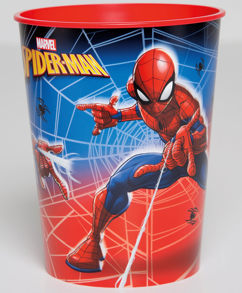 Spiderman Favor Cup