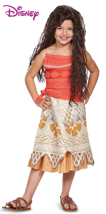 Child Moana Costume - GIRLS - Halloween & Party Costumes - America Likes To Party