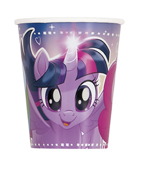 My Little Pony 9oz Paper Cups 8ct - MY LITTLE PONY - Party Supplies - America Likes To Party