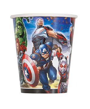 Avengers Paper Cups - Avengers - Party Supplies - America Likes To Party