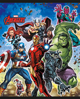 Avengers Favor Bags - Avengers - Party Supplies - America Likes To Party