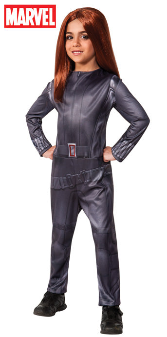 Child Black Widow Costume - GIRLS - Halloween & Party Costumes - America Likes To Party
