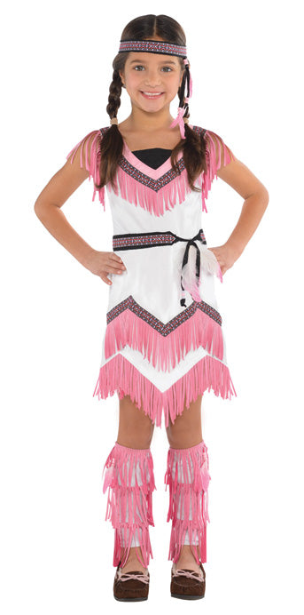 Child Native American Spirit Costume - GIRLS - Halloween & Party Costumes - America Likes To Party