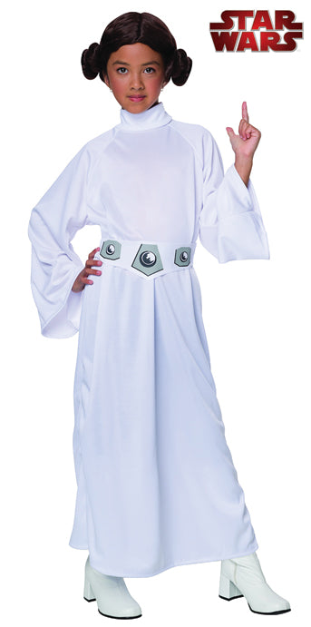 Child Princess Leia Costume - GIRLS - Halloween & Party Costumes - America Likes To Party