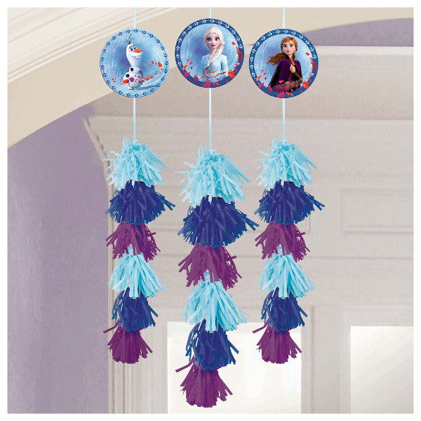 ©Disney Frozen 2 Dangle Decoration Value Pack