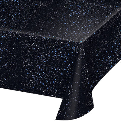 Space Blast Tablecover - SPACE BLAST - Party Supplies - America Likes To Party