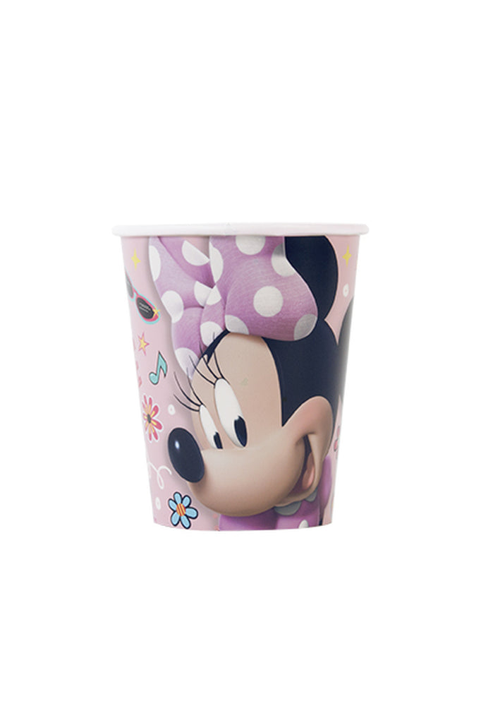 Minnie Mouse 9oz Cups