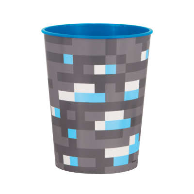 Minecraft Plastic Favor Cup