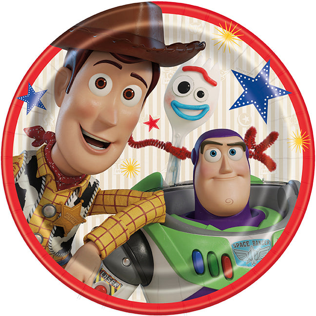 Toy Story Lunch Plates