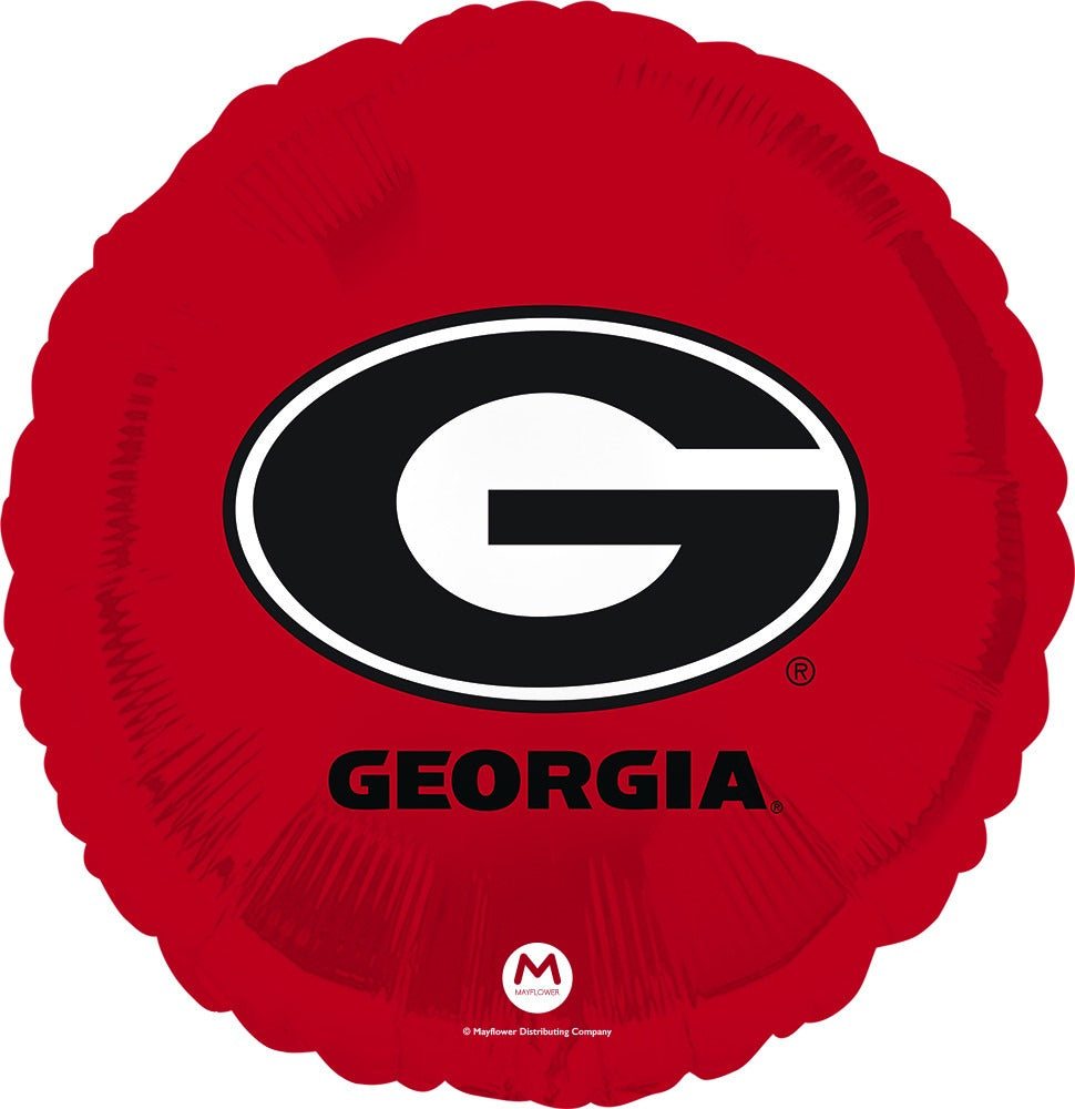 "University of Georgia 18"" Foil Balloon"