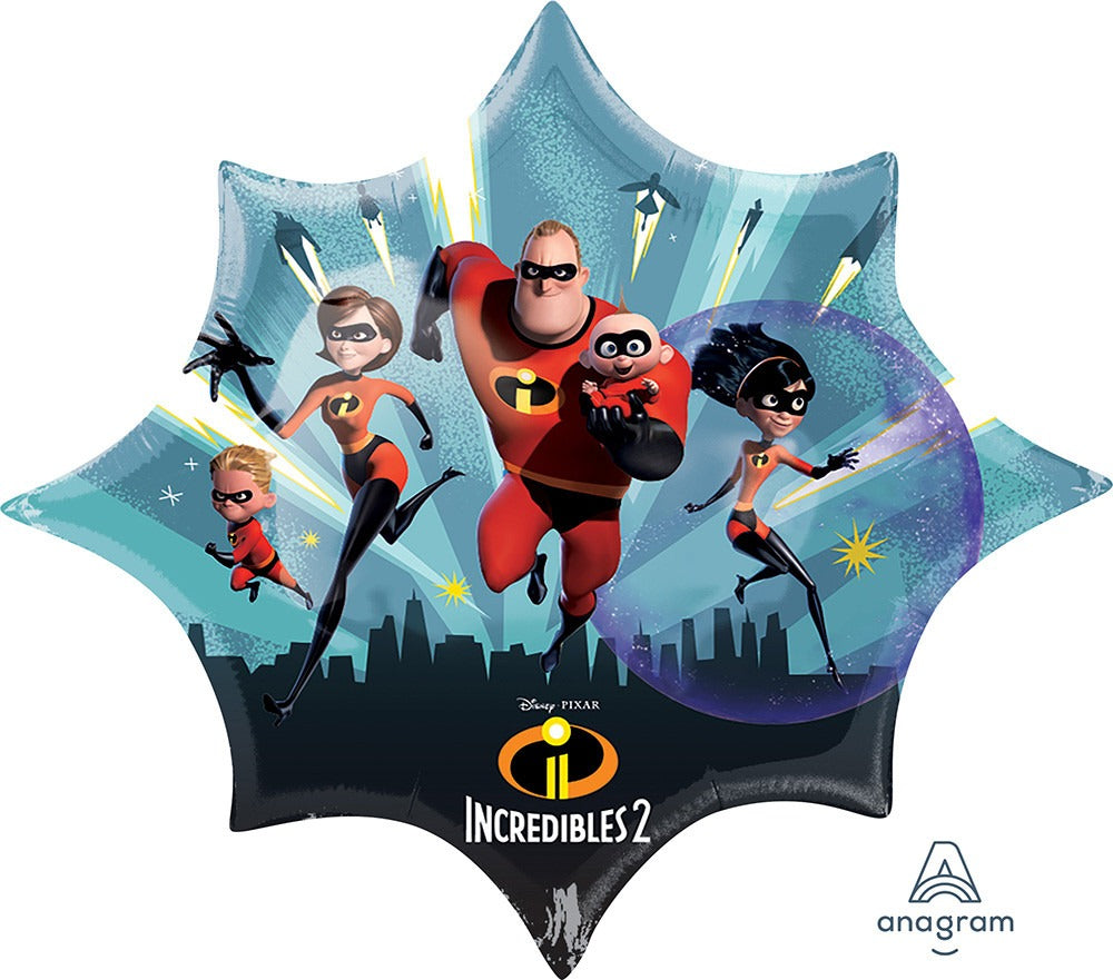 Incredibles Jumbo Balloon