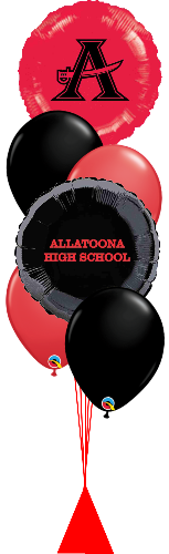 Allatoona High School Bouquet OB3