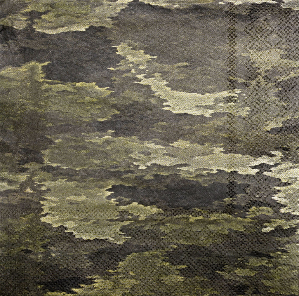 American Heroes Beverage Napkins 16ct - MOSSY OAK - Party Supplies - America Likes To Party