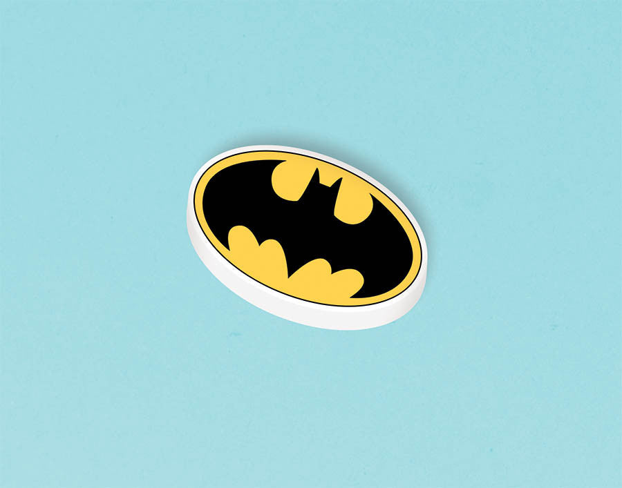 Batman Jumbo Eraser - BATMAN - Party Supplies - America Likes To Party