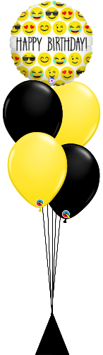 Emoji Birthday bouquet OB98