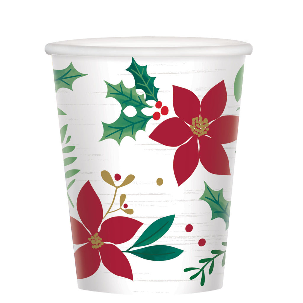 Christmas Wishes Paper Cups