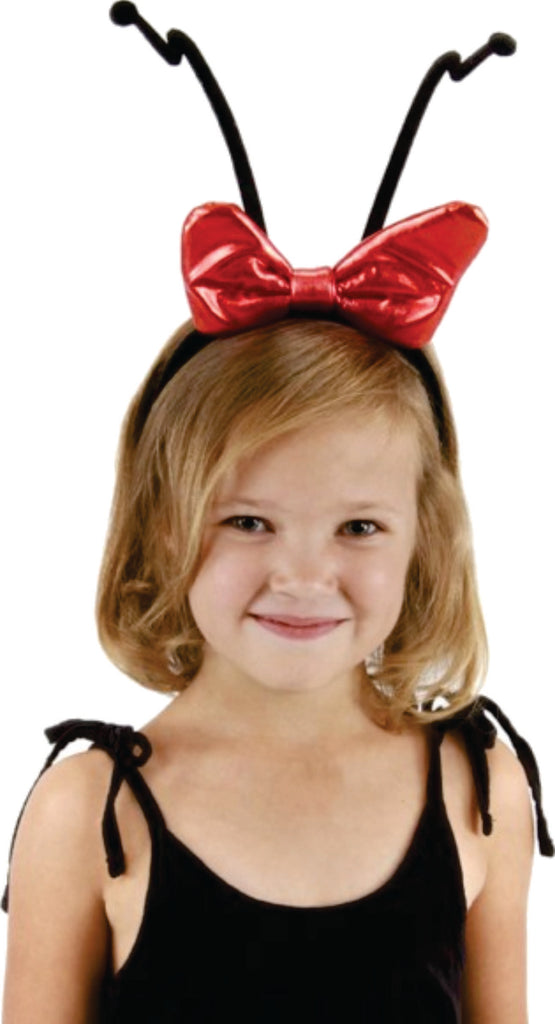 Cindy Lou Who deluxe headband with bow