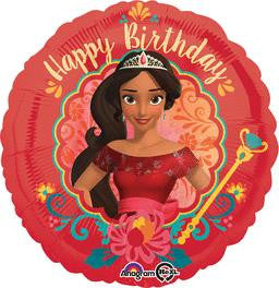Elena of Avalor Birthday Balloon - KIDS BDAY MYLARS - Party Supplies - America Likes To Party