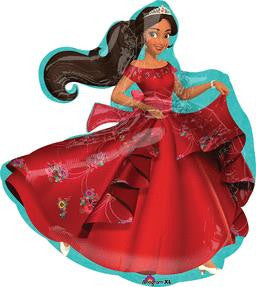 Elena Of Avalor Super Shape Balloon - KIDS BDAY MYLARS - Party Supplies - America Likes To Party