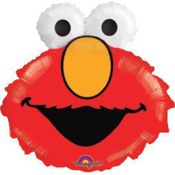 Elmo Head Super Shape Balloon - KIDS BDAY MYLARS - Party Supplies - America Likes To Party