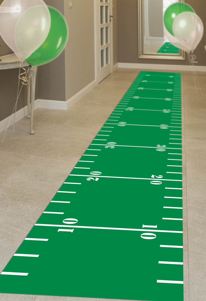 Football Floor Runner - FOOTBALL - Party Supplies - America Likes To Party