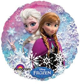 Frozen Balloon - KIDS BDAY MYLARS - Party Supplies - America Likes To Party