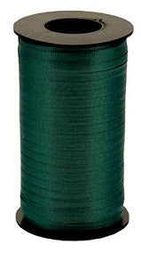 500YD Hunter Green Curling Ribbon - RIBBON - Party Supplies - America Likes To Party