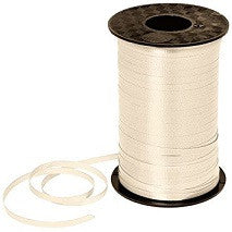 500YD Ivory Curling Ribbon - RIBBON - Party Supplies - America Likes To Party