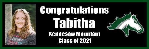 Kennesaw Mountain High School Banner D