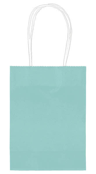 "Robin's Egg 5"" Paper Kraft Bag - FAVOR BAGS/CONTAINERS - Party Supplies - America Likes To Party"